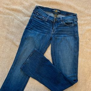 Lucky Brand Jeans | Charlie Baby Boot Size 2/26 R